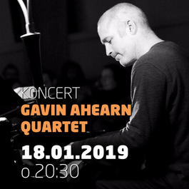 Gavin Ahearn Quartet @Jazz City Cafe, 16.1.2019 20:30