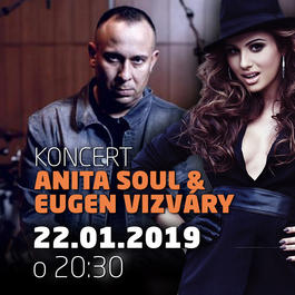 Anita Soul & Eugen Vizváry @Jazz City Cafe, 22.1.2019 20:30