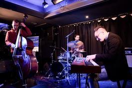 Alan Bartuš trio at Bon Bon Jazz Bar , 21.1.2019 20:00