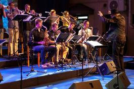 Young Stage: Big Band VOŠ KJJ, 24.1.2019 19:00