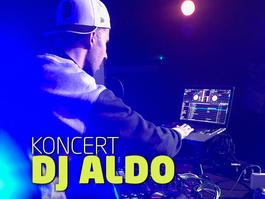 DJ Aldo @JAZZ City Cafe, 6.2.2019 20:30