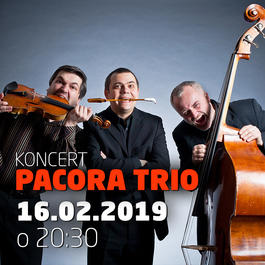 Pacora Trio @Jazz City Cafe, 16.2.2019 20:30