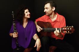 Koncert: ANAT COHEN & MARCELLO GONCALVES, WIENER KONZERTHAUS, 24.6.2019 19:30