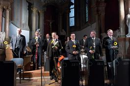 Fats Jazz Band Goes Classical / Bratislava Crossover Festival, 6.4.2019 19:00