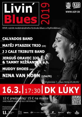Livin' Blues 2019, 16.3.2019 17:30