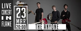 The AnyOne (indie rock, blues & funk), 23.3.2019 20:00