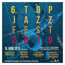 TOP JAZZ FEST 2019, 16.4.2019 19:30