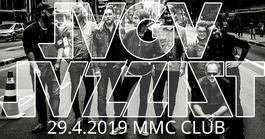 Bratislava: Jaga Jazzist, 29.4.2019 19:00