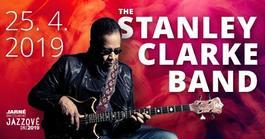 Jarné Bratislavské Jazzové Dni: The Stanley Clarke Band, 25.4.2019 19:00