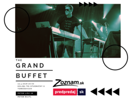 The Grand Buffet v Demänovskej doline, 13.4.2019 20:00