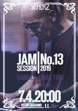 Jam-Session No.13/2019, 7.4.2019 20:00