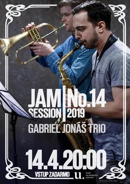 Jam-Session no.14/2019, 14.4.2019 20:00