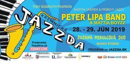Kremnická Jazzda, 28.6.2019 15:00