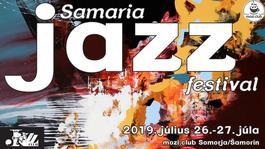 Samaria Jazz festival, 26.7.2019 19:00