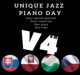 Unique jazz piano day, 13.8.2019 20:00