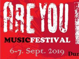 Are you Free? Musicfestival, 7.9.2019 20:00
