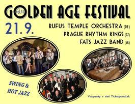 GOLDEN AGE FESTIVAL, 21.9.2019 20:00