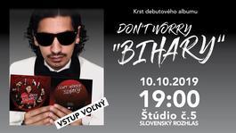 Krst CD:Miloš Bihary JazzFunkBrothersORCHESTRA, 10.10.2019 19:00