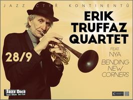 Jazz Dock: Erik Truffaz Quartet feat. Nya present Bending New Corners, 28.9.2019 21:00