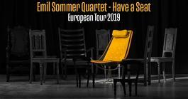 Emil Sommer Quartet: Škandinávsky jazz v Bohéma Bare, 17.10.2019 20:00
