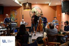 Jam-Session No.42/2019, 3.11.2019 20:00