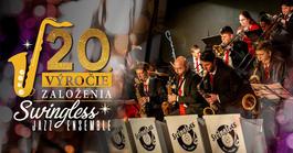 20. výročie založenia Swingless Jazz Ensemble, 28.11.2019 20:00