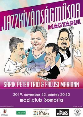 Jazzový koncert na želanie, 22.11.2019 20:30