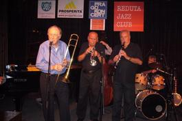 REDUTA ALL STARS EVENING: METROPOLITAN JAZZ BAND, 16.1.2020 21:00