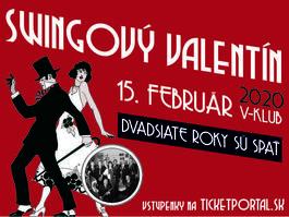 Swingový Valentín / dvadsiate roky sú späť, 15.2.2020 20:00
