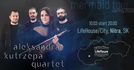 Aleksandra Kutrzepa Quartet (PL), 10.3.2020 20:00