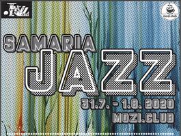 Samaria Jazz festival, 1.8.2020 20:00