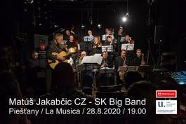 Big Band TIME, 25.8.2020 20:00