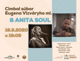 Cimbal súbor Eugena Vizváryho & ANITA SOUL, 19.9.2020 19:00