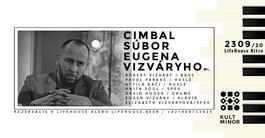 Cimbal súbor Eugena Vizváryho & ANITA SOUL, 23.9.2020 20:00