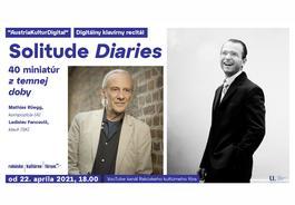 Solitude Diaries, 22.4.2021 18:00