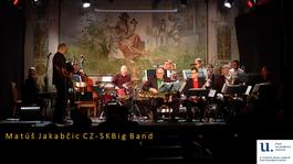 Konečne N A Ž I V O  - Matúš Jakabčic CZ-SK Big Band, 18.6.2021 17:00