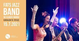 Fats Jazz Band v Trenčianskych Tepliciach, 15.7.2021 19:00