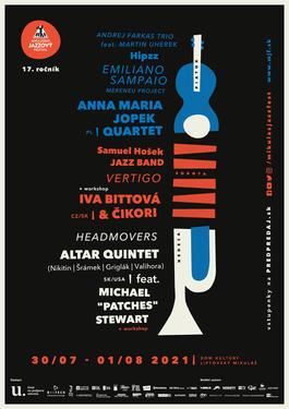 Mikulášsky Jazzový Festival 2021, 30.7.2021 16:00