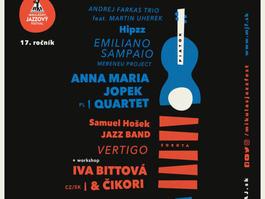 Mikulášsky Jazzový Festival 2021, 1.8.2021 19:00
