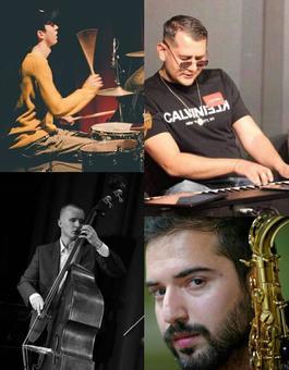 Dávid Oláh Quartet - Groovin' High Project, 20.8.2021 19:00