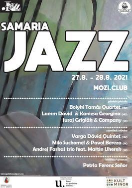 Samaria Jazz festival, 27.8.2021 20:00