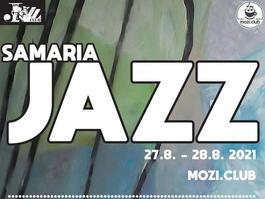 Samaria Jazz festival, 28.8.2021 20:00