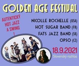 Golden Age Festival 2021, 18.9.2021 19:00