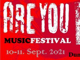 Hudobný festival Are You FREE?, 11.9.2021 20:00
