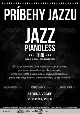 Dexter Gordon Vol.2 - Príbehy jazzu @Jazzklub12, 20.8.2014 20:00