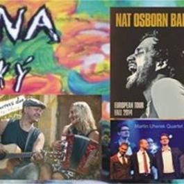 Fúzie - festival nielen o jazze (6. ročník), 3.10.2014 16:00