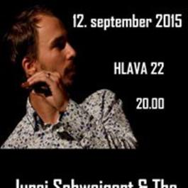 Juraj Schweigert & The Groove Time, 12.9.2015 20:00