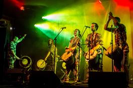 JAMADAN africká bubnová show KONCERT plus jam session, 12.11.2015 19:30