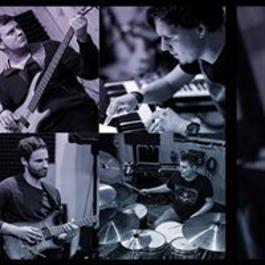 Koncert Anton Jaro & Jazz na Ex - Krst CD SPACETIME, 4.12.2015 20:30