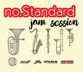 No.Standard jam session vol.74, 9.6.2016 21:00